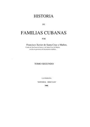 Francisco_X_de_Santa_Cruz_-_Historia_de_Familias_Cubanas_Tomo_II_0000