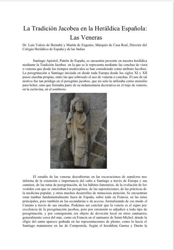 La Tradicion Jacobea y la Peregrinación a Santiago.jpg