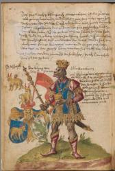 Libro de vestimentas de la corte del duque Guillermo IV y Alberto V de Baviera, 1508-1551 1