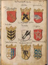 Libro de vestimentas de la corte del duque Guillermo IV y Alberto V de Baviera, 1508-1551 2