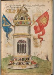 Libro de vestimentas de la corte del duque Guillermo IV y Alberto V de Baviera, 1508-1551 3